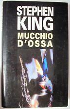 Stephen King: Mucchio d'ossa Ed. Euroclub A58