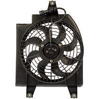 Brand New Kia Rio Air Conditioner Condenser Fan