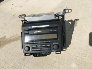 2012-LEXUS-CT 200h-RADIO-AM-FM-SAT-CD PLAYER W/ TELEMATICS TRANCEIVER MODULE