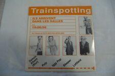 TRAINSPOTTING CD CARDSLEEVE NEW PROMO.DAMON ALBARN BLUR PULP IGGY POP LEFTFIELD