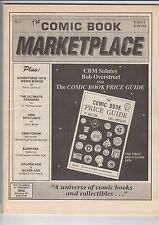 Comic Book Market Place #2  ( Very Rare 2nd ever issue )  NM