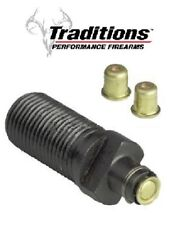 A1413 Traditions Thunder Dome One Piece 209 Breech Plug # NEW!