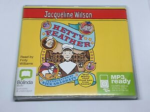Hetty Feather Jacqueline Wilson MP3-CD Audiobook Unabridged