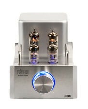 GLOW AUDIO Amp One integrated stereo tube amplifier in Metallic Silver