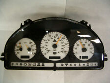 AMG Style White Gauge Face Overlay For 2002-2005 Mercedes W163 M Class