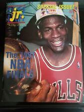 Michael Jordan Tuff Stuff Jr. Magazine 1991 NBA Finals Special Issue