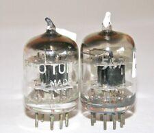 3 tubes 5670 & 5670WA = 2C51 396A
