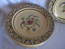 """Old Wedgwood   Luster Plate 10"""""""