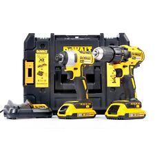 Dewalt DCK2059D2T XR Impact & Drill Driver 18V Twinpack Inc. 2 x 2.0Ah Batteries