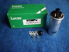 LUCAS 12 VOLT IGNITION COIL   17M12   LU45276/47276    TRIUMPH/BSA/NORTON  *NEW*