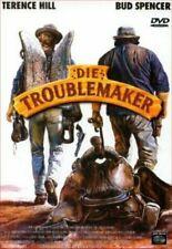 DVD - DIE TROUBLEMAKER - mit Bud Spencer & Terence Hill FSK 12 Klassiker Western