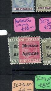 MOROCCO AGENCIES  (P0907B)  QV   SG 1-2    MOG