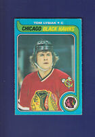 Tom Lysiak 1979-80 O-PEE-CHEE OPC Hockey #41 (EX) Chicago Blackhawks