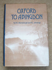 OXFORD TO ABINGDON (A HISTORY OF MORRIS GARAGES) - SIGNED BY AUTHORS