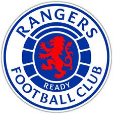 """Rangers FC Scotland Football Soccer Car Bumper Vinyl Sticker Decal 4.6"""""""
