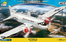 COBI Douglas C-47 Skytrain Berlin / 5702 / 540 blocks WWII Small Army US plane