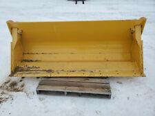 NEW John Deere 710 loader-backhoe worksite pro quick-tach 4 in 1 bucket-JRB 416