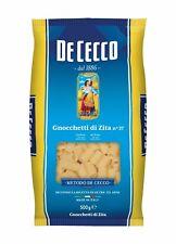 5x Pasta De Cecco 100% Italienisch Gnocchetti di Zita n. 37 Nudeln 500g