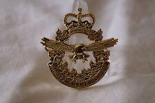 Royal Canadian Air Cadets Cap Badge Insignia