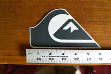 Quiksilver Black Wave Sticker Decal
