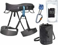Black Diamond Momentum Harness Package - Large