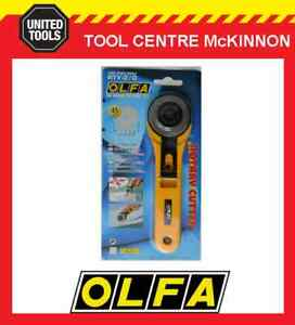OLFA RTY-2/G 45mm ROTARY CUTTER SEWING & QUILTING CRAFT CUTTER – MADE IN JAPAN