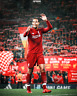 Poster A3 Virgil van Dijk Liverpool Football Club Futbol Cartel Deporte 01