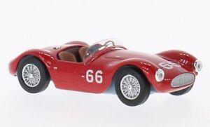 Maserati A6GCS, No.66, Officine Alfieri Maserati, Targa Florio, 1:43, WhiteBox