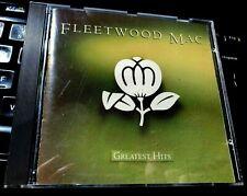 Greatest Hits [Warner Bros.] by Fleetwood Mac (CD 1988, Warner Bros.)