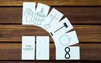 THE TAROT The most minimalism tarot ever Deck 78 Cards