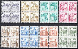 BRD 1977 Mi. Nr. 913-920 4er Postfrisch TOP!!! (27741)