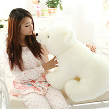 60CM Big Plush Polar Bear Giant Large Stuffed Soft Plush Toy Doll Pillow - 1pcs