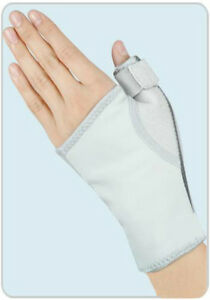 Thumb Spica Brace Support For Carpal Tunnel Strains Sprains Arthritis CMC Joint