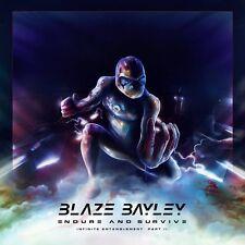 Blaze Bayley - Endure And Survive (CD Standard Jewel Case Edition)