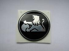 HOLDEN Emblem Hecklappe schwarz/chrom Astra F CC ORIGINAL OPEL 5177052
