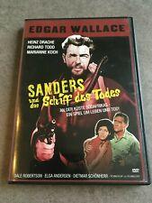 Edgar Wallace DVD : Sanders und das Schiff des Todes mit Heinz Drache 1965