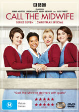 CALL THE MIDWIFE: SERIES 7 / CHRISTMAS SPECIAL (2017) [NEW DVD]