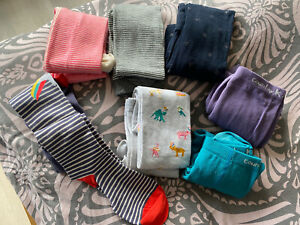 New Girls Tights Bundle, Boden, Country Kids, NEXT, Suit Age 10-12