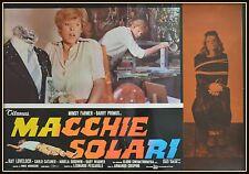 fotobusta  MACCHIE SOLARI MIMSY FARMER BARRY PRIMUS CRISPINO HORROR MORRICONE