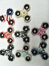 Wholesale Lot 400 designer Fidget Hand Spinner Finger Game Kids Fun Toy US Selle