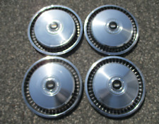1971 1972 Ford LTD Galaxie Country Squire 15 inch factory hubcap wheels covers
