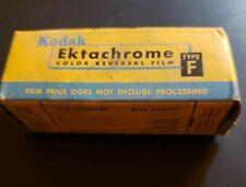 Vintage Kodak Ektachrome EF 127 Camera Film for Color RARE Flash