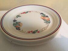 Corelle Corning Abundance Lunch Plates - 6