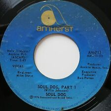 FUNK 45 SOUL DOG ON AMHERST HEAR - IN D VERSAND KOSTENLOS AB 5 45S!
