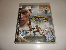 PlayStation 3  Virtua Fighter 5