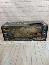 bbi Elite Force 1:18 US Army M1A1 Abrams Tank Model 021250 (NIB)