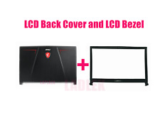 LCD Back Cover&Bezel for MSI GP73 Leopard 8RD(MS-17C6)/GP73 Leopard 8SF(MS-17C7)