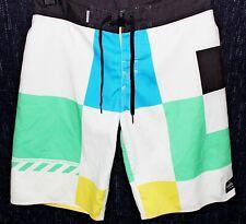 QUIKSILVER Mens Board Surf Shorts Size 30 Waist
