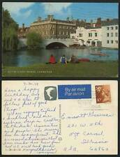 J Salmon Collectable Cambridgeshire Postcards