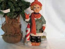Sale Melody In Motion Christmas Caroler Girl Limited Edition 1853/10000